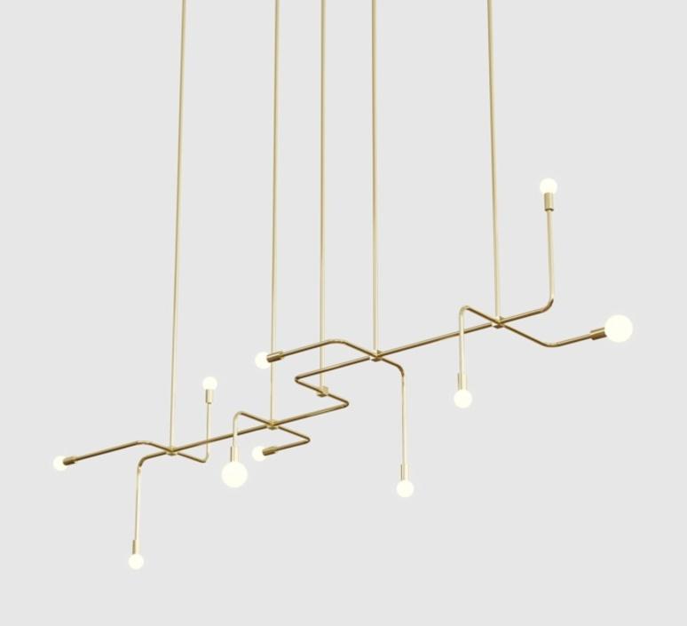 Beaubien 06 studio lambert fils lustre chandelier  lambert fils bea06brbr  design signed nedgis 114865 product