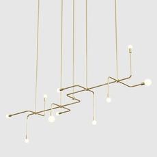 Beaubien 06 studio lambert fils lustre chandelier  lambert fils bea06brbr  design signed nedgis 114865 thumb