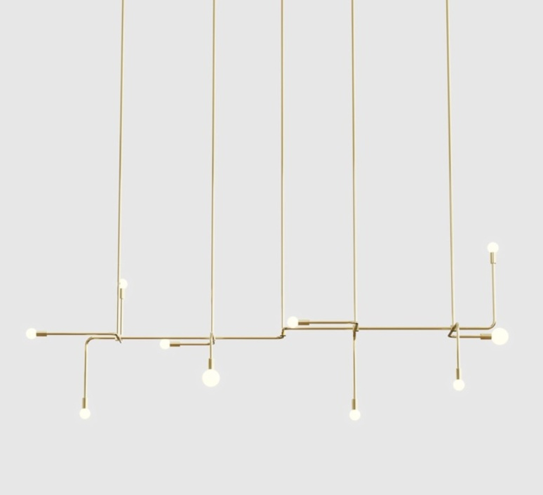 Beaubien 06 studio lambert fils lustre chandelier  lambert fils bea06brbr  design signed nedgis 114867 product
