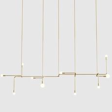Beaubien 06 studio lambert fils lustre chandelier  lambert fils bea06brbr  design signed nedgis 114867 thumb