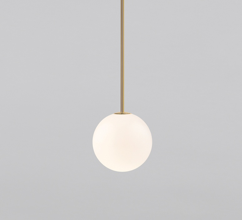 Brass architecturale 250 michael anastassiades lustre chandelier  anastassiades ma p250 pb   design signed 39678 product