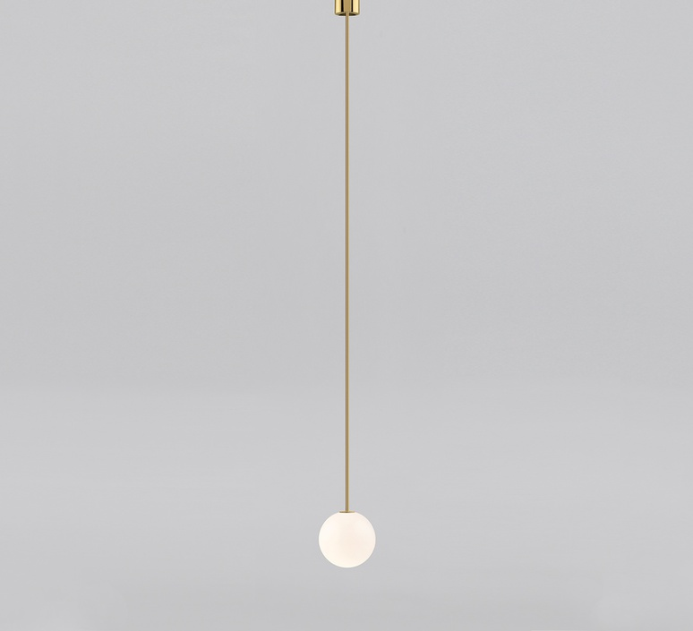 Brass architecturale 250 michael anastassiades lustre chandelier  anastassiades ma p250 pb   design signed 39679 product