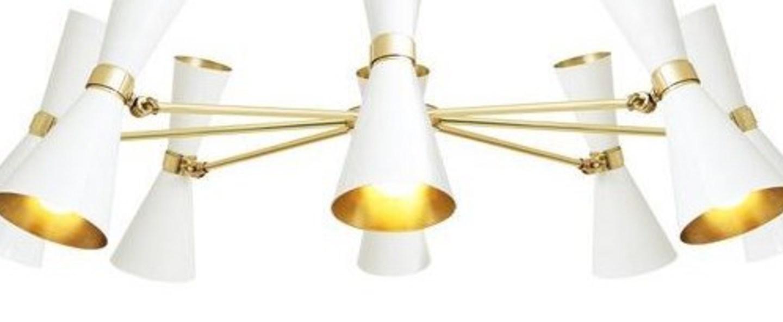 Lustre cairo 8 bras blanc o115cm h36cm mullan lighting normal