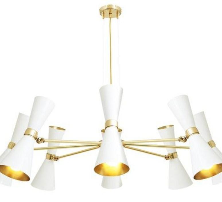Cairo 8 bras studio mullan lighting lustre chandelier  mullan cairo 8 bras mlf187pcwte  design signed nedgis 67522 product