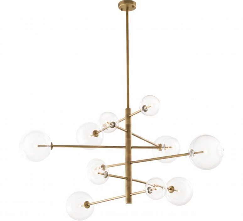 Chandelier argento l  lustre chandelier  eichholtz 112076  design signed nedgis 73882 product