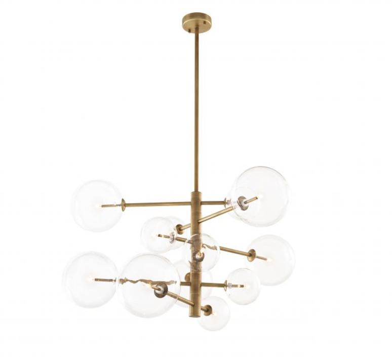 Chandelier argento s  lustre chandelier  eichholtz 112077  design signed nedgis 73876 product