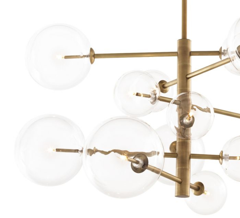 Chandelier argento s  lustre chandelier  eichholtz 112077  design signed nedgis 73877 product