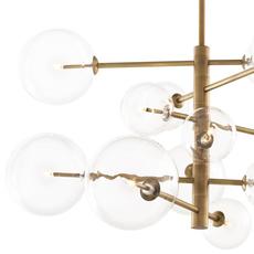 Chandelier argento s  lustre chandelier  eichholtz 112077  design signed nedgis 73877 thumb