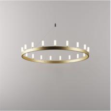 Chandelier david chipperfield lustre chandelier  fontana arte chandelier gold 5491oo  design signed nedgis 65533 thumb