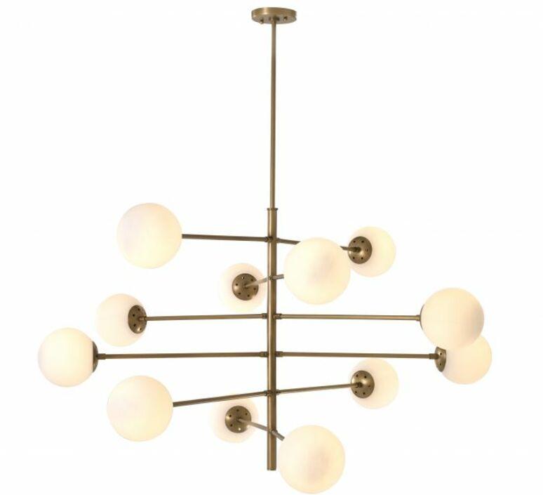 Chandelier argento s  lustre chandelier  eichholtz 112077  design signed nedgis 86990 product