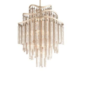 Lustre chimera transparent o65cm h93cm hudson valley lighting group normal