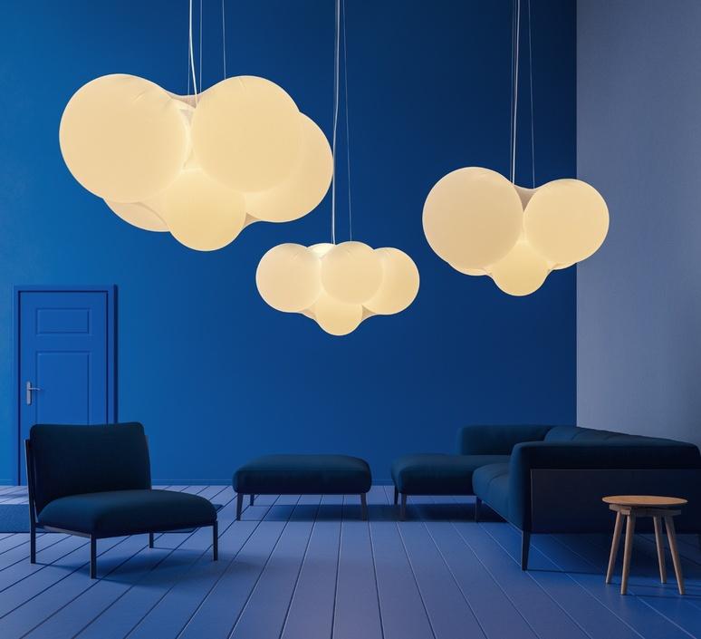 Cloudy dima loginoff lustre chandelier  axolight spcloudybcxxled  design signed nedgis 110968 product
