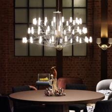 Coppelia arihiro miyake lustre chandelier  moooi molcos   design signed 37467 thumb