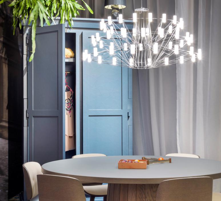 Coppelia arihiro miyake lustre chandelier  moooi molcos   design signed 37471 product