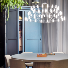 Coppelia arihiro miyake lustre chandelier  moooi molcos   design signed 37471 thumb