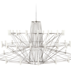 Coppelia arihiro miyake lustre chandelier  moooi molcos   design signed 37472 thumb