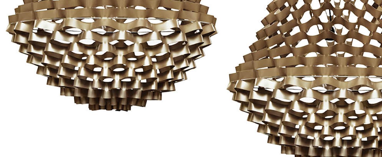 Lustre crown large bronze o135cm h225cm jspr normal