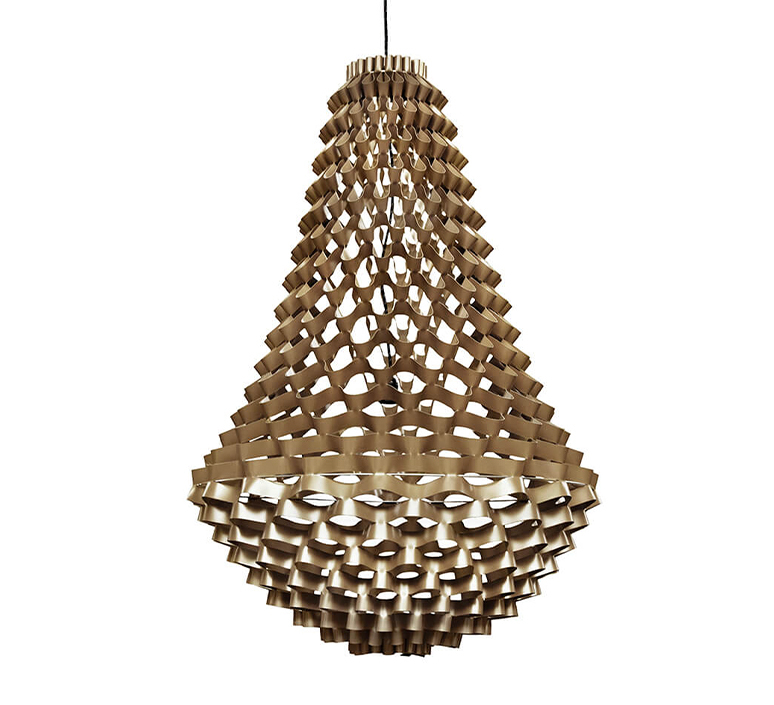 Crown large grietje schepers lustre chandelier  jspr crown large bronze  design signed nedgis 98461 product