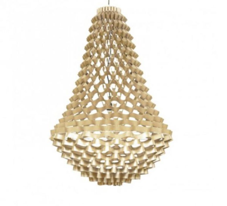 Crown large grietje schepers jspr crown large gold luminaire lighting design signed 30607 product