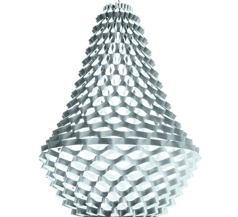 Crown medium grietje schepers jspr crown medium silver luminaire lighting design signed 12089 product