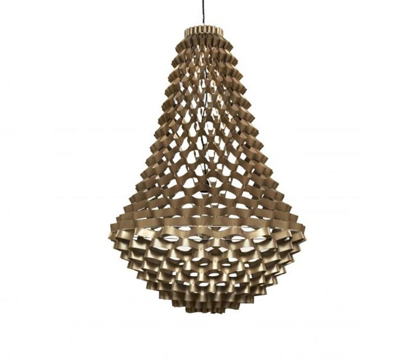 Crown medium grietje schepers jspr crown medium gold luminaire lighting design signed 65888 product
