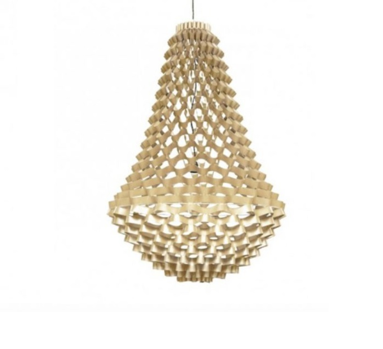 Crown large grietje schepers jspr crown large gold luminaire lighting design signed 30613 product