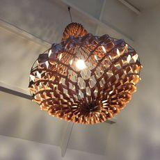 Crown medium grietje schepers jspr crown medium gold luminaire lighting design signed 12048 thumb