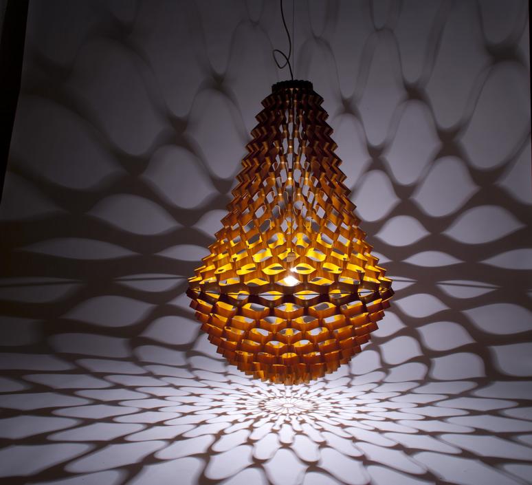 Crown medium grietje schepers jspr crown medium orange luminaire lighting design signed 12060 product