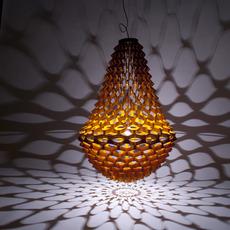 Crown medium grietje schepers jspr crown medium orange luminaire lighting design signed 12060 thumb
