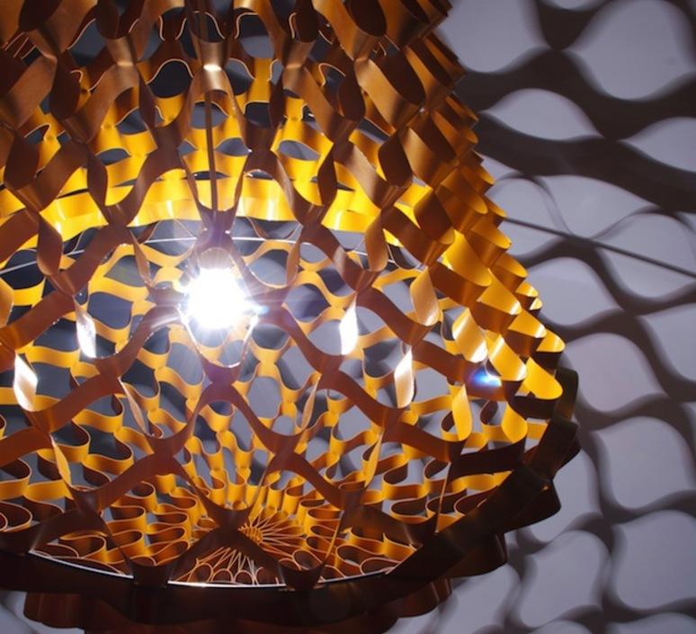 Crown medium grietje schepers jspr crown medium orange luminaire lighting design signed 12061 product