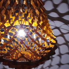 Crown medium grietje schepers jspr crown medium orange luminaire lighting design signed 12061 thumb
