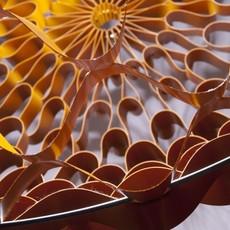 Crown medium grietje schepers jspr crown medium orange luminaire lighting design signed 12066 thumb