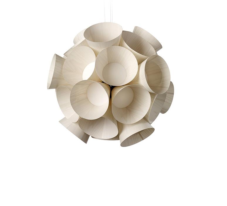 Dandelion burkhard dammer lustre chandelier  lzf ddln s 20 led dim0 10v   design signed nedgis 82601 product