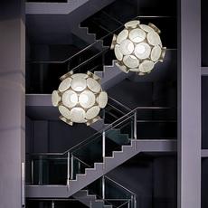 Dandelion burkhard dammer lustre chandelier  lzf ddln s 20 led dim0 10v   design signed nedgis 82602 thumb
