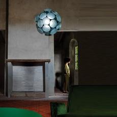 Dandelion burkhard dammer lustre chandelier  lzf ddln s 28 led dim0 10v   design signed nedgis 82608 thumb
