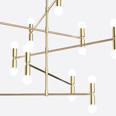 Dot 14 studio lambert fils lustre chandelier  lambert fils dot14abra  design signed nedgis 114823 thumb
