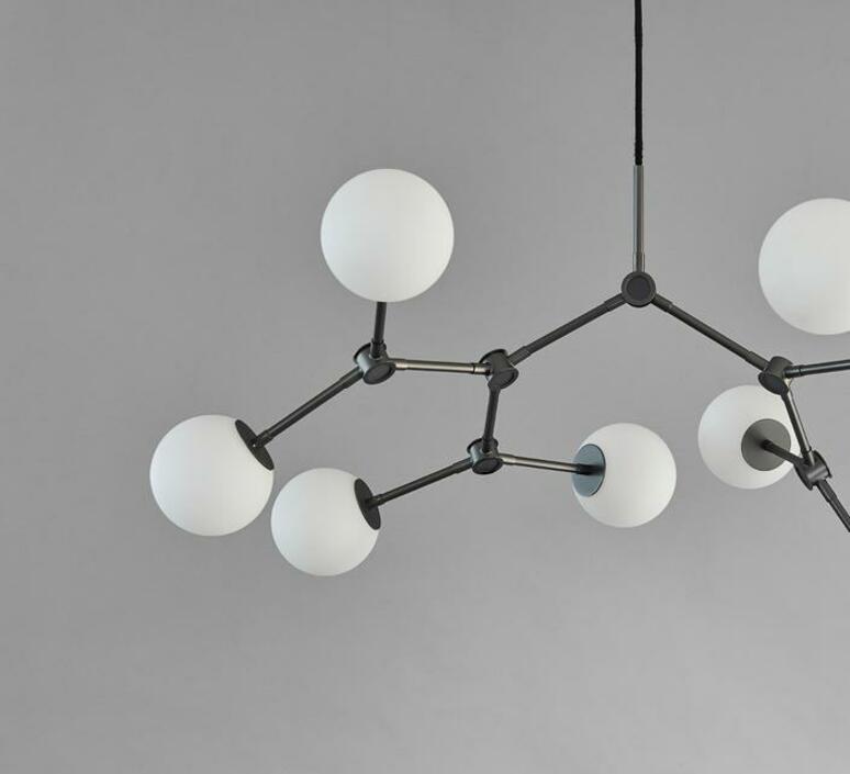 Drop kristian sofus hansen et tommy hyldahl lustre chandelier  norr11 010049  design signed 90629 product