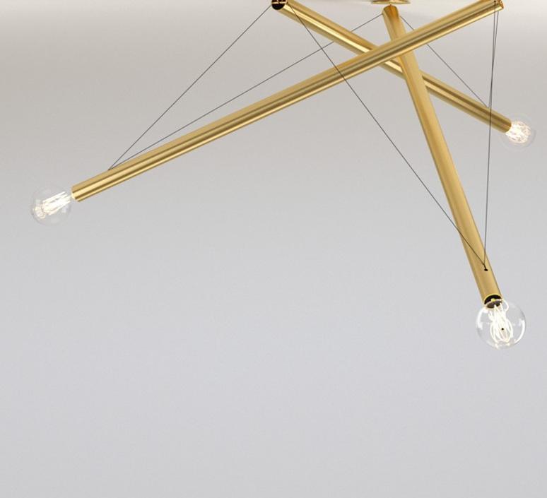 Ed036 edizioni design lustre chandelier  edizioni ed036  design signed nedgis 63664 product