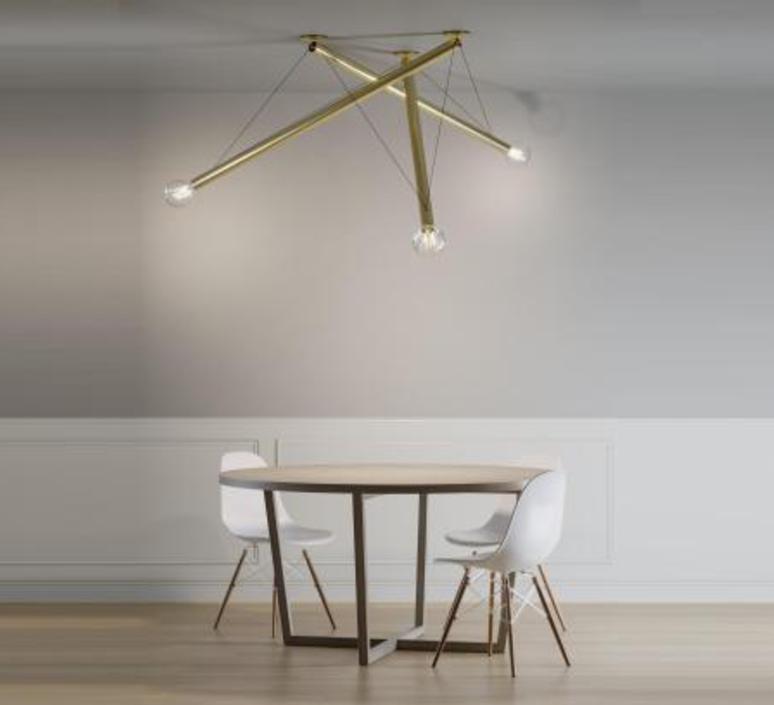 Ed036 edizioni design lustre chandelier  edizioni ed036  design signed nedgis 63723 product