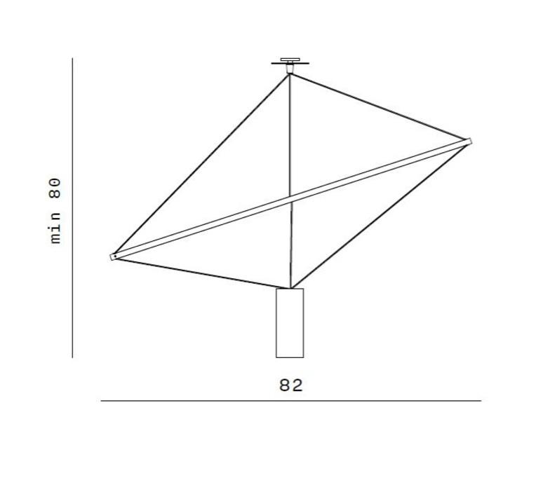 Ed037 edizioni design lustre chandelier  edizioni ed037 02  design signed nedgis 63716 product