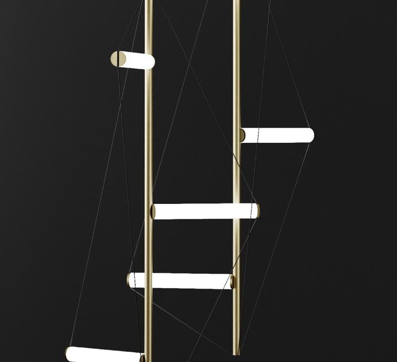 Ed045 edizioni design lustre chandelier  edizioni ed045 01  design signed nedgis 63603 product