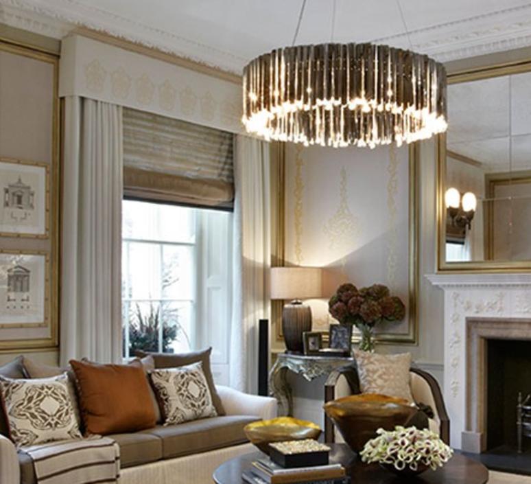 Facet 100 tom kirk lustre chandelier  innermost pf03916003  design signed 36370 product
