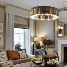 Facet 100 tom kirk lustre chandelier  innermost pf03916003  design signed 36370 thumb