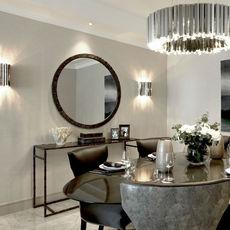 Facet 100 tom kirk lustre chandelier  innermost pf03916003  design signed 38257 thumb
