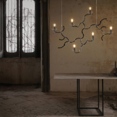 Ghebo luca de bona et dario de meo lustre chandelier  karman ghebo se146 1n int  design signed 37750 thumb