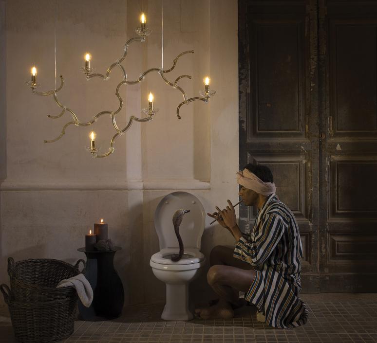 Ghebo luca de bona et dario de meo lustre chandelier  karman ghebo se146 1o int  design signed 37755 product