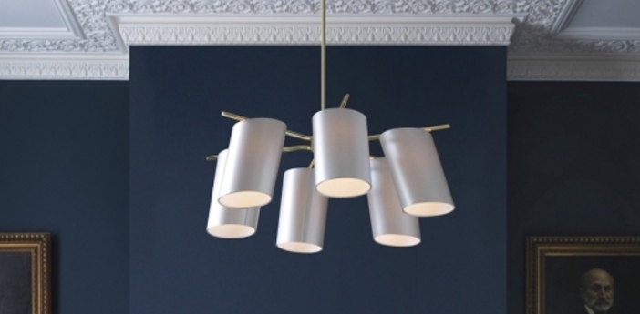 Lustre gio argent l86cm h30cm cto lighting normal