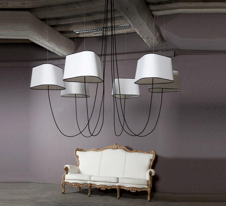 Grand nuage herve langlais designheure lu6gnbbn luminaire lighting design signed 18456 product