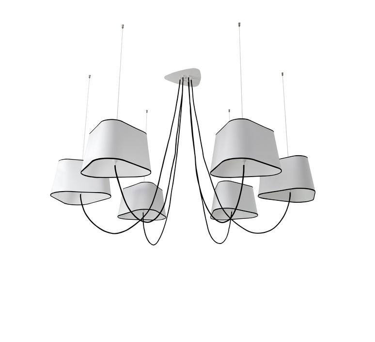 Grand nuage herve langlais designheure lu6gnbbn luminaire lighting design signed 18457 product
