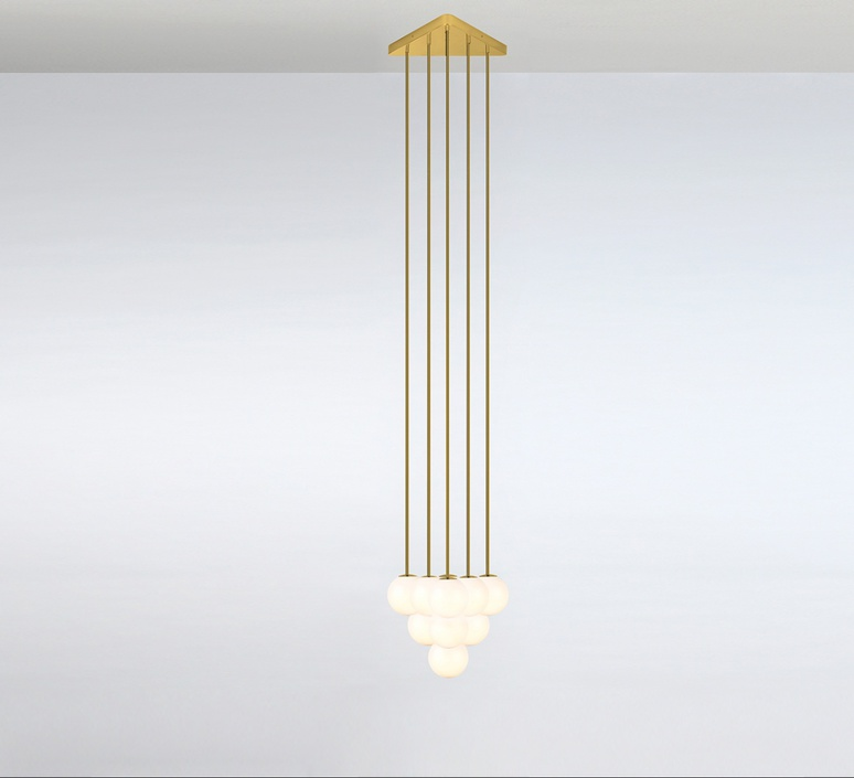 Happy together 10 berries michael anastassiades lustre chandelier  anastassiades ma htbypr10pbr  design signed 39720 product